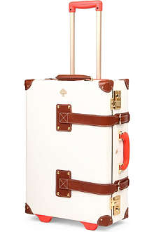 STEAMLINE LUGGAGE New Yorker Kate Spade carryon suitcase