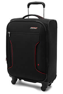 ANTLER Cyberlite expandable four-wheel cabin suitcase