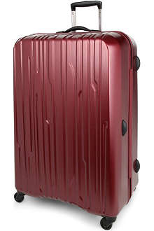 ANTLER Geolite large four-wheel suitcase 82cm