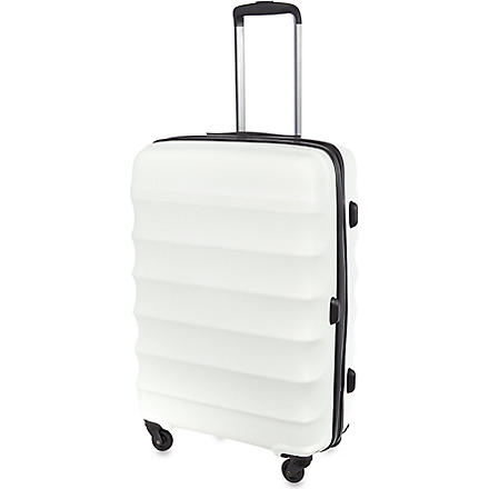 ANTLER Juno four-wheel suitcase 61cm (White