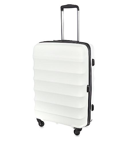 ANTLER Juno four-wheel suitcase 61cm (White