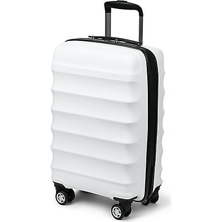 ANTLER Juno four-wheel cabin suitcase 56cm (White