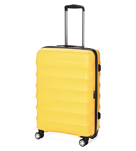 ANTLER Juno small four-wheel trolley 61cm (Yellow