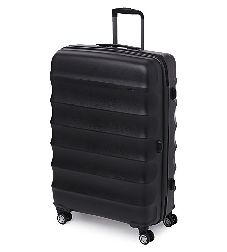 ANTLER Juno four-wheel suitcase 79cm (Black