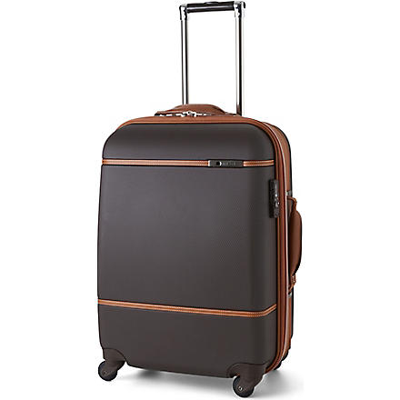DELSEY All Around four-wheel suitcase 69cm (Chocolate