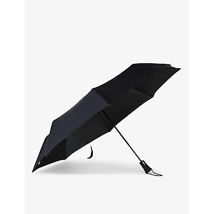 FULTON Jumbo open and close folding umbrella (Black