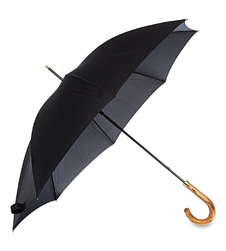 FULTON Commissioner black umbrella (Black