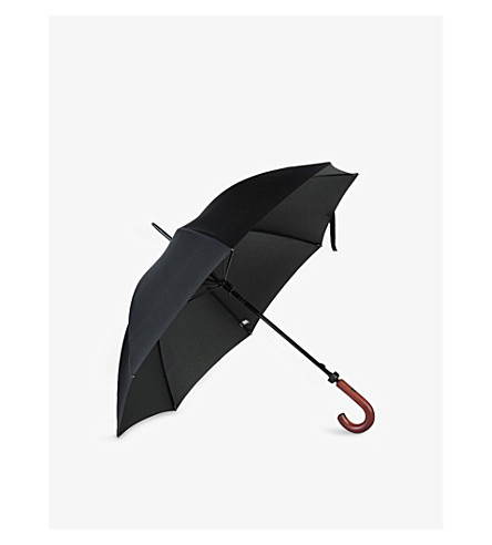 FULTON Huntsman walking umbrella (Black