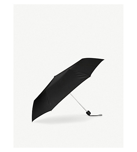 FULTON Open and close umbrella (Black