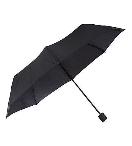 FULTON Hurricane umbrella (Black