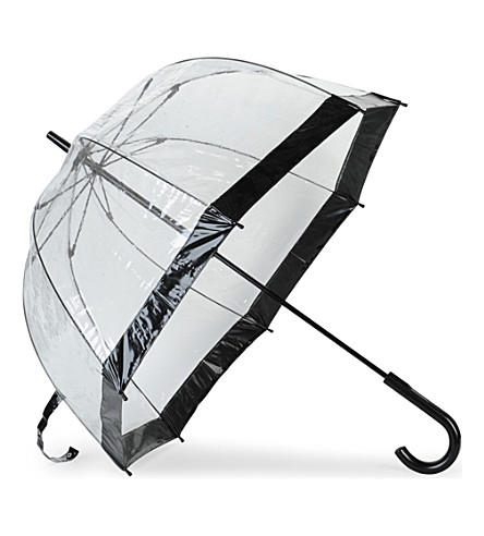 FULTON Birdcage umbrella (Black