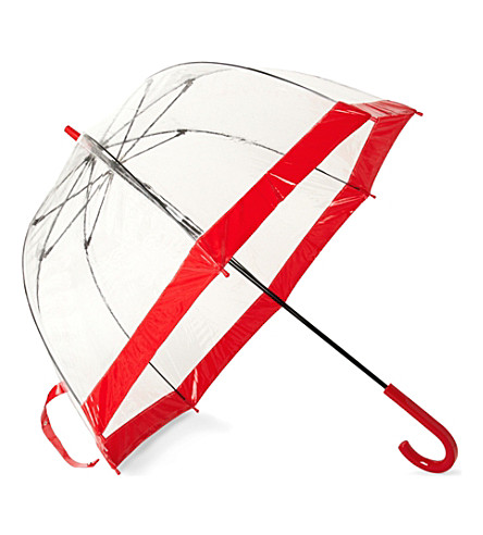 FULTON Birdcage umbrella (Red