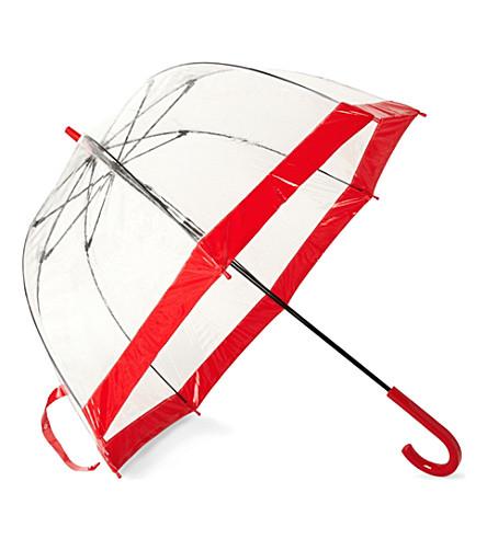 FULTON Birdcage umbrella (Red