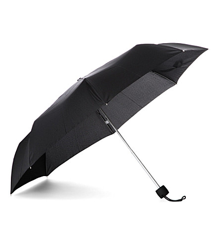 FULTON Minilite compact umbrella (Black