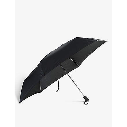 FULTON Super slim umbrella (Black