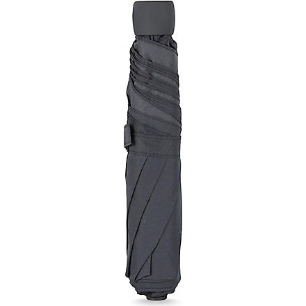 FULTON Superslim umbrella (Black