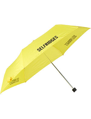FULTON Superslim branded umbrella