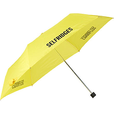 FULTON Superslim umbrella (Yellow