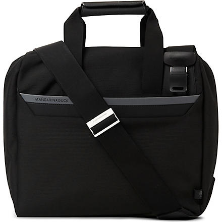 MANDARINA DUCK Work briefcase (Black