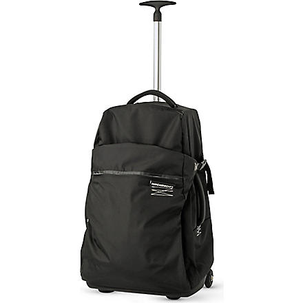MANDARINA DUCK Isi large two-wheel suitcase 72.5cm (Black