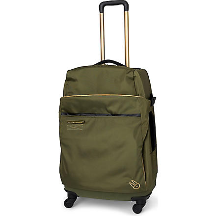 MANDARINA DUCK Isi two-wheel suitcase 63cm (Green