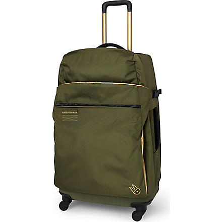 MANDARINA DUCK Isi four-wheel suitcase 75cm (Green