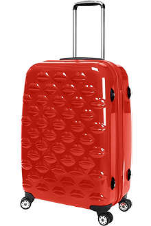 Lips four-wheel suitcase 61cm