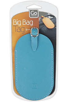 GO TRAVEL Big bag tag
