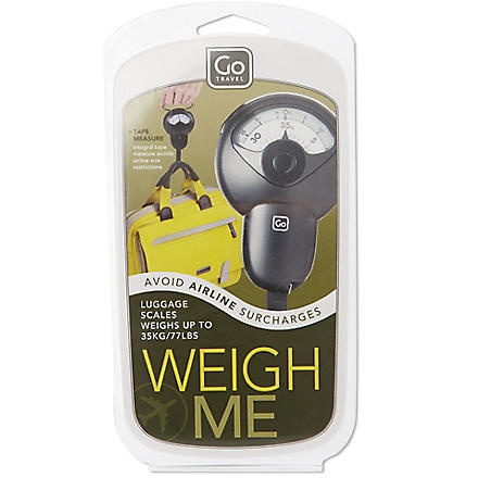 DESIGN GO Weigh Me scales (None