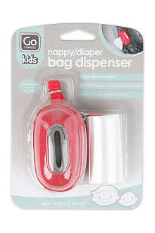 DESIGN GO Bag dispenser