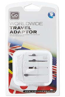 GO TRAVEL Worldwide adaptor