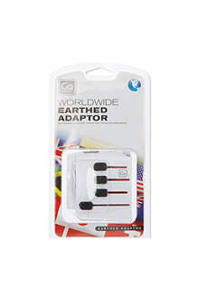 GO TRAVEL World wide earth adaptor
