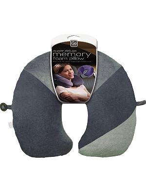GO TRAVEL Memory pillow