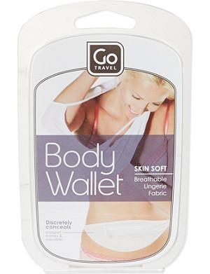 GO TRAVEL Body pocket