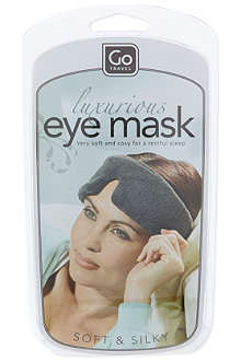 GO TRAVEL Luxury eye mask