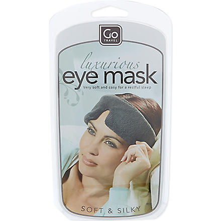 DESIGN GO Luxury eye mask (None
