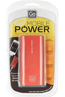 GO TRAVEL Twin power bank