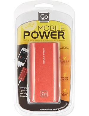 GO TRAVEL Twin power bank
