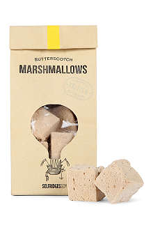 SELFRIDGES SELECTION Butterscotch marshmallows