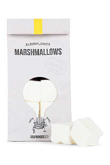 SELFRIDGES SELECTION Elderflower marshmallows