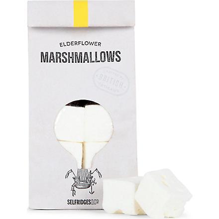 SELFRIDGES SELECTION Elderflower marshmallows