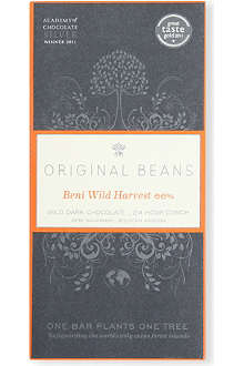 ORIGINAL BEANS Beni Wild Harvest 66% dark chocolate bar 70g