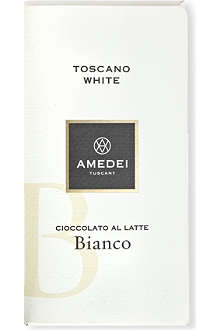 AMEDEI Toscano White chocolate bar 50g