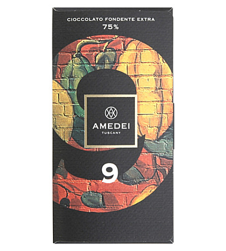 AMEDEI Dark chocolate bar 50g