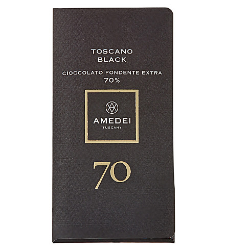 AMEDEI Toscano Black dark chocolate 50g