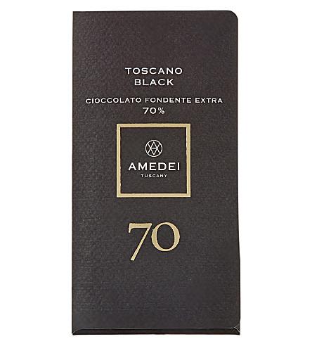 AMEDEI Toscano Black dark chocolate 50g