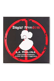LA MOLINA Sugar-free dark chocolate 40g