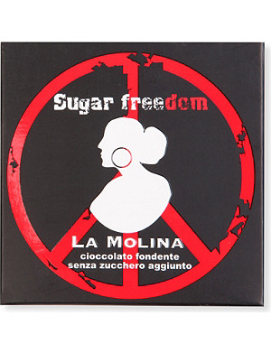 LA MOLINA Sugar-free dark chocolate 40g
