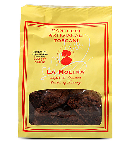 LA MOLINA Chocolate cookies 200g