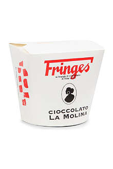 LA MOLINA Fringes takeaway chocolate box 100g